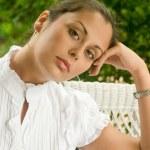 Beautiful Woman Portrait 1 — Stock Photo