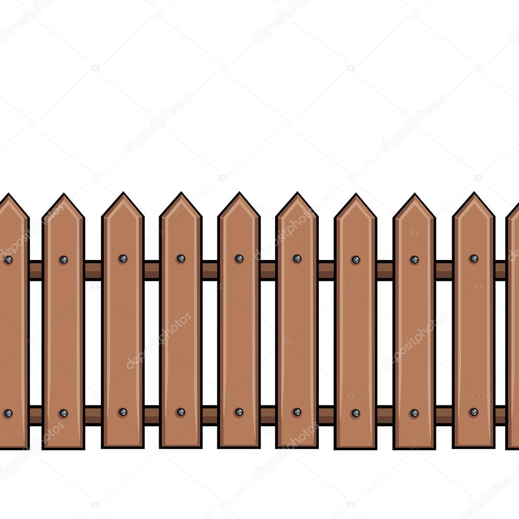 Cartoon wood fence bing images