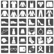 Set of Wear Icons — Stock Vector #47931529