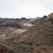 Volcanic landscape, Sierra Negra, Galapagos. — Stock Photo #31073075