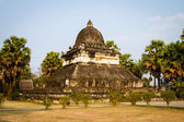 "The ""watermelon stupa"" of Luang Prabang, Laos. — Stock Photo"
