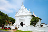 Dutch Reformed Church, Galle Fort. — Foto de Stock