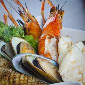 морепродукты — Стоковое фото