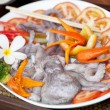 Photo of delicious octopus salad — Stock Photo #27896063