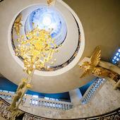 Luxurious Spiral Staircase — Stock Photo