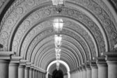 Interior of a church — Stock Photo