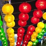 Chinese New Year Lanterns — Stock Photo #28415941
