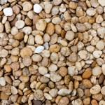 Smooth beach stones background — Stock Photo #28462221