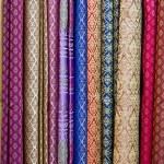 Multicolor textile background — Stock Photo #28469639