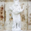 Indian Ganesha statue outdoors — Stock Photo #28471815