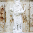 Stock Photo: indian ganesha statue outdoors