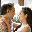 Sweet couple — Stock Photo