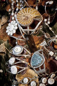 Jewellery rings — Foto Stock