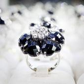 Jewellery rings — Stock fotografie