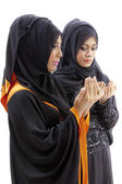 Young Women Praying — Stock Photo