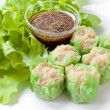 "Chinese food ""Dim Sum"" — Stock Photo"