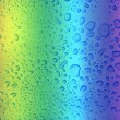 Abstract water drops background — Stock Photo #38446589