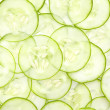 Fresh Cucumber and slices — Stock Photo #38451671