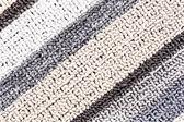 Texture de tissu rayé — Photo