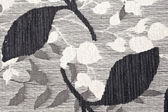 Floral fabric texture — Stock Photo