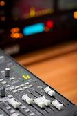 Recording Studio — Stock Photo