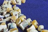 Красивые камни для украшения — Стоковое фото