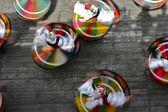 Hungarian Dancers — Stock Photo