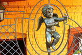 Forged Cupid — Stock Photo