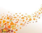 Fall — Stock Vector