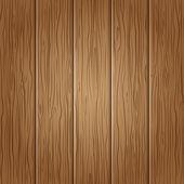 Wooden planks — Stock Vector