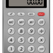 Calculator — Stockvector #28586347