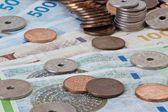 Danish Money — Stock Photo