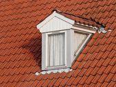 Dormer window — Stock Photo