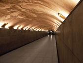 Pedestrian Tunnel — Stock Photo