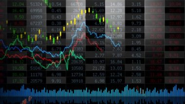 Stock Market 075 — Stock Video