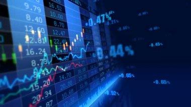 Stock Market 072 — Stock Video