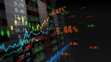Mercato azionario 076 — Video Stock