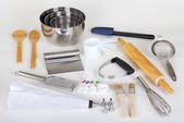 Baking Utensils — Stock Photo