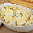 Bowl of Potato Salad — Stock Photo