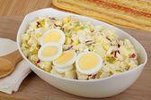 Bowl of Potato Salad — Stock Photo