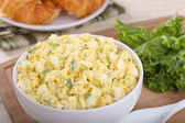 Egg Salad in a Bowl — Stock Photo