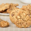 Stock Photo: Peanut Butter Cookies