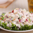 Chicken Salad meal — Stock Photo