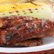 Barbecue Spareribs — Stock Photo #32404935