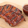 Barbecue Ribs — Stock Photo #32958579