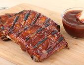 Barbecue Ribs — Stock Photo