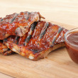 Barbecue Spareribs — Stock Photo #33577343