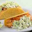 Stock Photo: Two Fish Tacos
