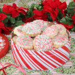 Christmas Sugar Cookies — Stock Photo