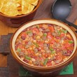 Pot of Chili — Foto Stock